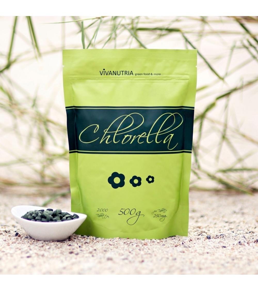 Chlorella tabletės 500 g