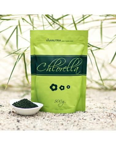 Chlorella Tabletės 500g